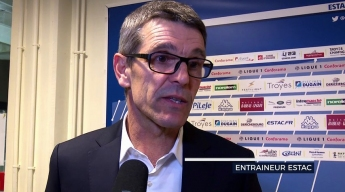 ESTAC 0-0 Dijon FCO⎥Paroles de coaches